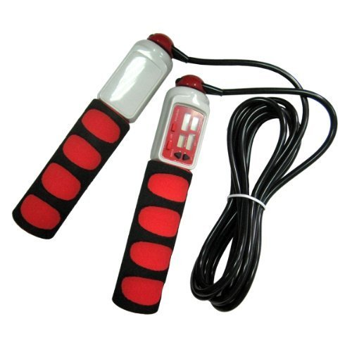 ActionLine KY-71057 9' Speed Digital LCD Counter Jump Rope by ActionLine (Digital Jump Rope)