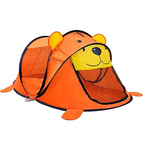 YJF-TENT Extra große Kinder Pop Up Zelt, Instant Portable Moskitonetz Zelt, Indoor Outdoor Game House