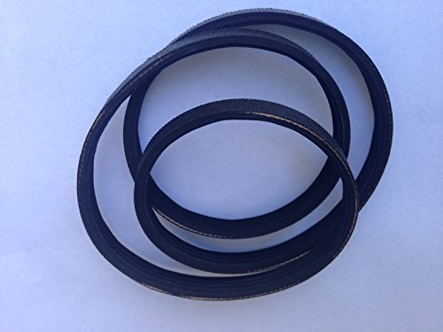 New Replacement Belt for Hamilton Beach Proctor Silex Food Processor 702, 702-5, 702-6, 702-7, 702r, 707-3, 707-8, 712-2, 712-4, 712-5, 714, 714-1, 715-2, 715-3, 720, 721-2, by West Coast Resale