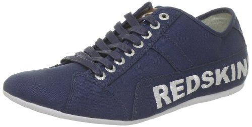 Redskins Tempo, Scarpe sportive uomo Blu (Blau (Navy Blanc))