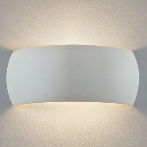 Jcc Ceramic Wall Lights : Astro Lighting 7073 Milo 1 Light Ceramic Wall Light uplighter / Downlighter Lighting
