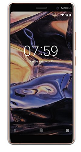 Nokia 7 Plus (White, 4GB RAM, 64GB Storage)