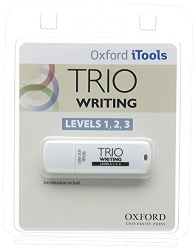 Trio Writing: iTools USB (All Levels): Building Better Writers...from the Beginning