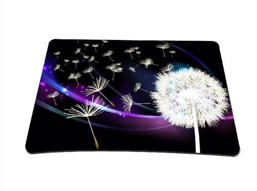 Luxburg® Design Laptoptasche Notebooktasche Sleeve für 14,2 Zoll, Motiv: Pusteblume Mousepad