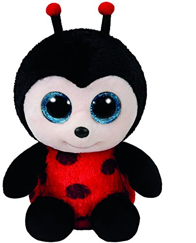 Ty Beanie Boos Izzy-Mariquita 15 cm (36850TY) (United Labels Ibérica