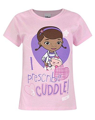 ufficiale-dottoressa-peluche-cuddle-maglietta-da-ragazza-pink-2-3-anni