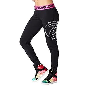 Zumba Fitness Damen Zumba Skinny Sweatpants Frauenhosen