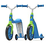 Powerpak Swagtron K6 4 in 1 Convertible Ride-on Balance Trike & Training Bike