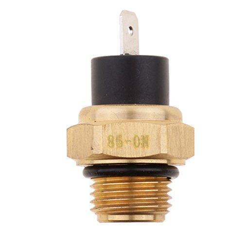 sharplace Sensor Temperatur-Heizungs-Thermoschalter für Lüfter Motorrad-M1685℃ -
