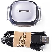 XCSOURCE Collier Localisateur GPS Animaux de Compagnie Chien Chat Traceur Étanche Surveillance à Distance Animaux Tag WiFi Suivi En Temps Réel OS824