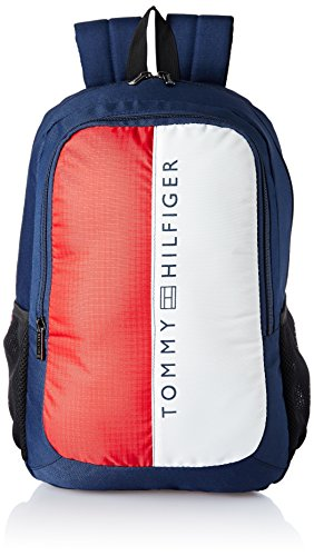 Tommy Hilfiger 19.53 Ltrs Navy Laptop Backpack (TH BIKOL08HRP) 1cef3461a0f6a