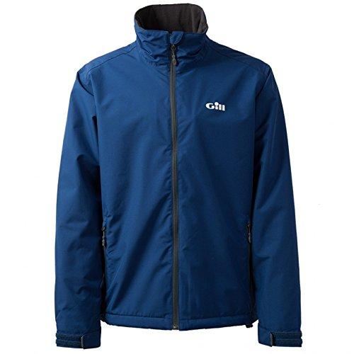 Gill Thermal (Gill Crew Sport Coat Jacket Dunkelblau mit Wärmeisolierung. Wasserdicht - Thermal Warm Heat Layer-Schichten)