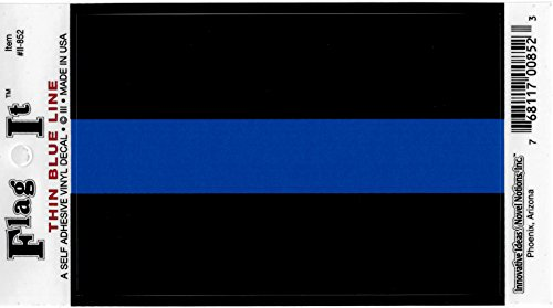 thin-blue-line-decal-for-auto-truck-or-boat-35-x-5-high-gloss-uv-coated-laminate-water-proof-sticker