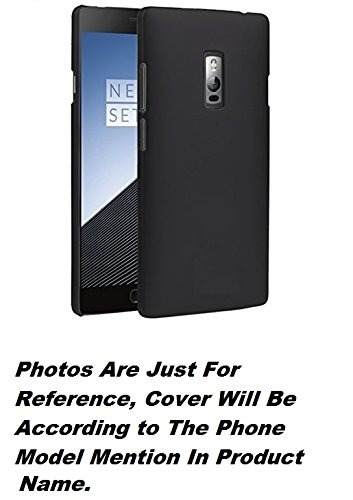 Delkart Hard Back Cover For Micromax Canvas Juice A177 (Black)  available at amazon for Rs.199