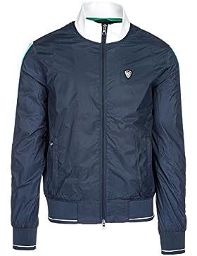 Emporio Armani EA7 cazadoras chaqueta de hombre nuevo blu