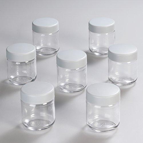 Severin–yaourtiere weißer 3516Runder