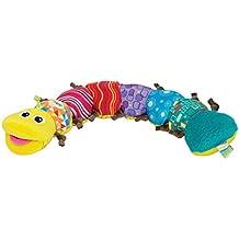 """Lamaze Babyspielzeug mit Musik """"Musik-Wurm"""" mehrfarbig - hochwertiges Kleinkindspielzeug - fördert den Tastsinn und das Hörvermögen Ihres Kindes - ab 0 Monate"""