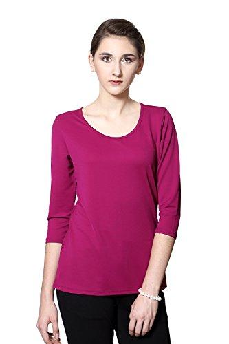 Van Heusen Women's Plain T-shirt