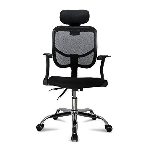 Homfa sillas de ordenador sillas de escritorio baratas for Sillas de ordenador