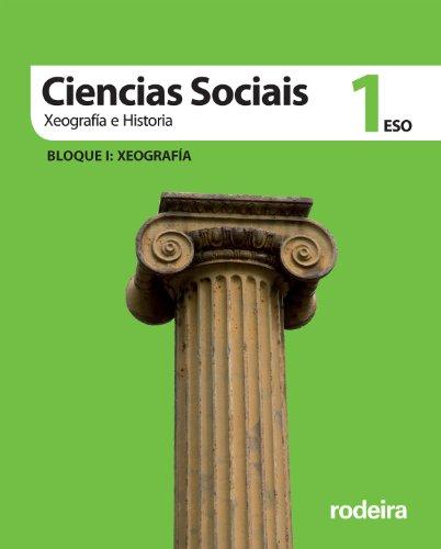 Ciencias sociais, xeografía e historia, 1 ESO - 9788483492901