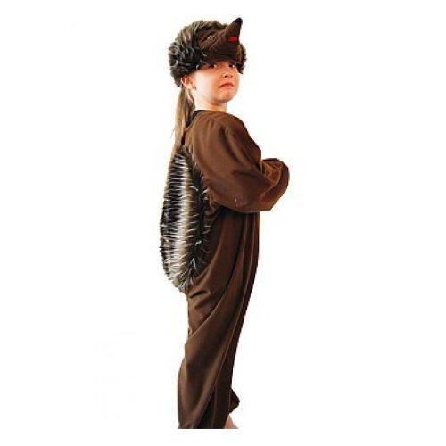 Unbekannt Igel Hedgehog Faschingskostüme für Kinder 110/116 - Kinder-haut-anzug-kostüm -