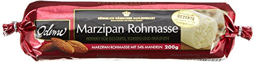 Odense Marzipan Rohmasse, 12er Pack (12 x 200 g)