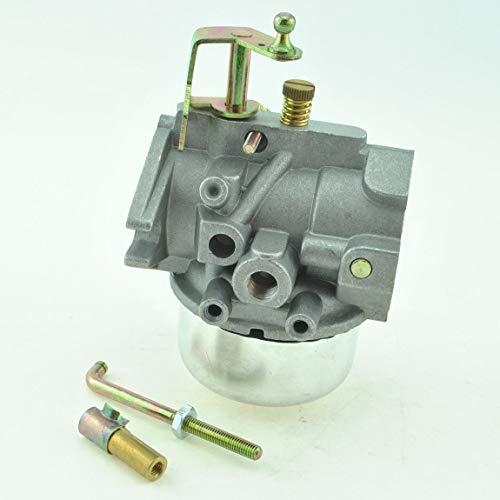 Carburatore per Kohler K321 K341 Carb di ferro 14hp 16hp Carb motore (colore: argento)