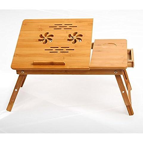 BBSLT Cucheta dormitorio escritorio, portátil portátil de mesa, mesitas cama perezoso