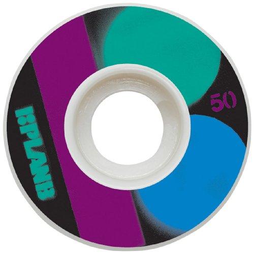 Plan B Schablone Skateboard wheels-pack von 4, Stencil (Schablone Pack)