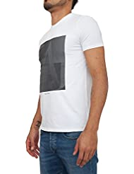 Camiseta ARMANI JEANS Hombre 3Y6T17 6J1FZ+1100 Blanco