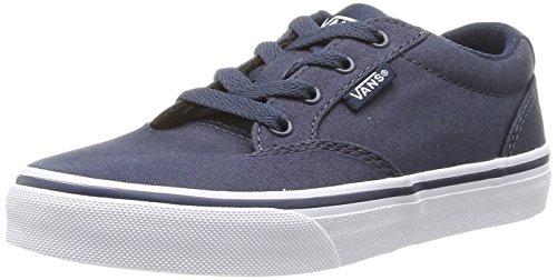 vans-y-winston-scarpe-da-ginnastica-basse-unisex-bambini-blu-canvas-345