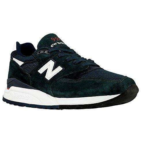 New Balance - D 10 - M998CHI - Color: Verde - Size: 40.5 4CCzd