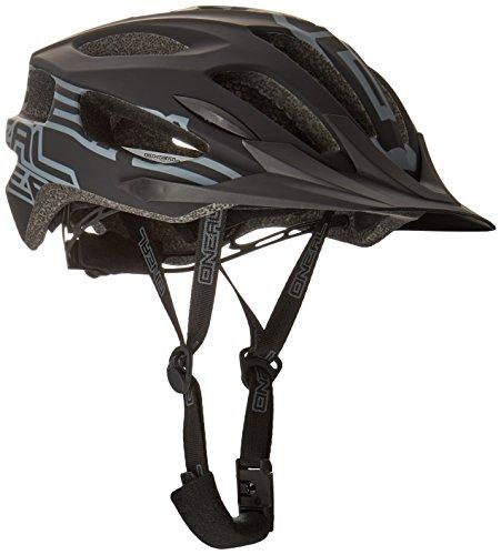 Oneal 0504-502 Casco de Bicicleta, Negro, L