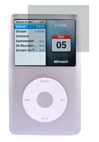 Artwizz ScratchStopper Schutzfolie Pack für Apple iPod classic 80GB, 120GB und 160GB