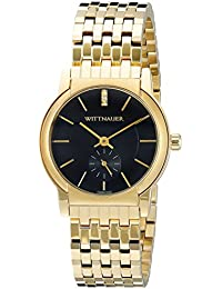 Wittnauer Womens WN4049 16mm Stainless Steel Gold Watch Bracelet available at Amazon for Rs.69330