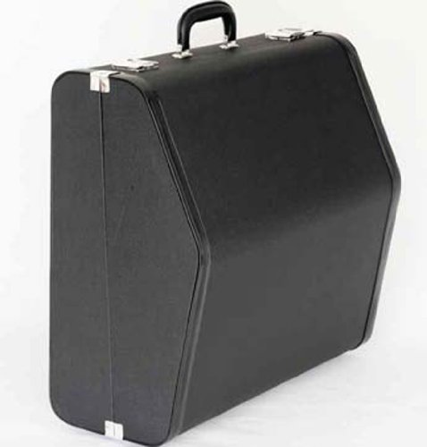 Koffer für Weltmeister Pianoakkordeon Topas 37/96, Cassotta 374, schwarz