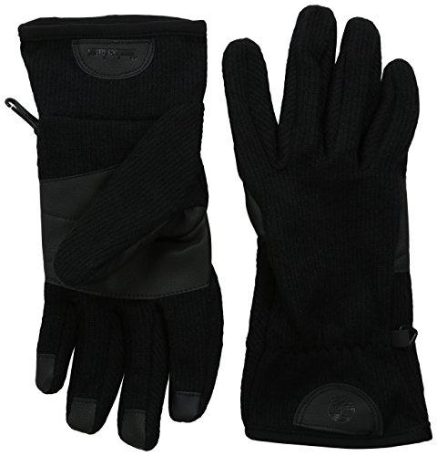 Timberland Herren Handschuhe aus Wollmischgewebe, mit Touchscreen-Technologie - Schwarz - Mittel 4 Eye Moc Toe