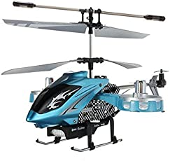 Webby 4 Channel Remote Controlled Avatar Helicopter (Color May Vary)