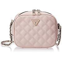 Guess Womens Cross-Body Handbag, Beige - VG767969