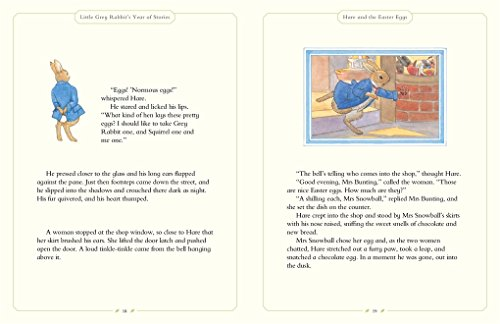 Little Grey Rabbit's Year of Stories