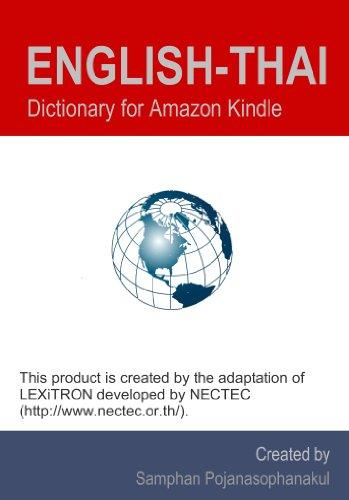 English-Thai Dictionary for Amazon Kindle (English Edition) eBook ...