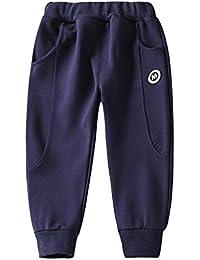 biaozh Baby Boy pantalones, infantil Elasticidad pantalones largos pantalones
