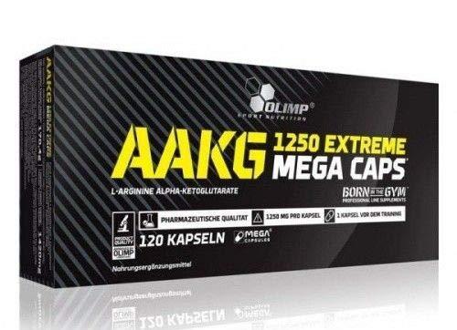Olimp Sport Nutrition AAKG Extreme Mega 120 Capsules