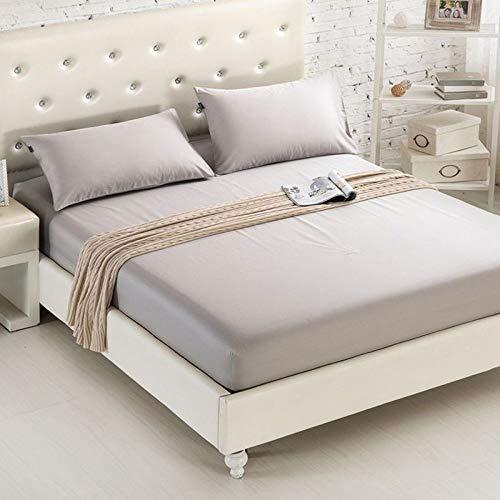 Hllhpc Für schleifbett Set Multi-Standard einfarbig bettdecke Hotel matratze Simmons schutzhülle cloo1-11 90 * 200 + 20 cm -
