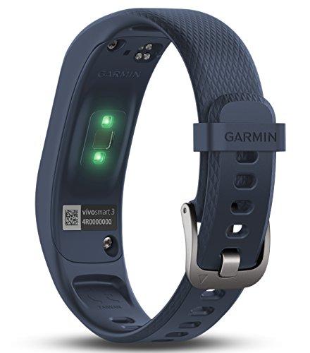 Garmin VivoSmart 3Fitness Tracker con sensor Cardio en la pulsera