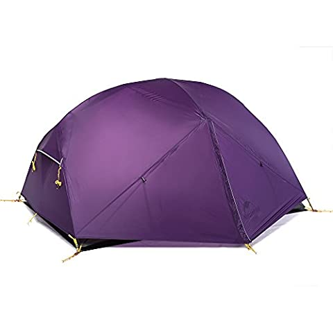 Naturehike Mongar Backpacking Tent For 2 Person