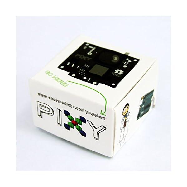 41kecabWfFL. SS600  - Cámara de Seguimiento de Objeto para Arduino, Raspberry Pi, Beaglebone Negra. Pixy (CMUcam5). Sensor Visual Inteligente.