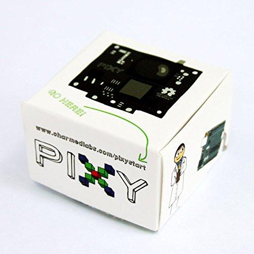 41kecabWfFL - Cámara de seguimiento de objeto para Arduino, Raspberry Pi, Beaglebone negra. Pixy (CMUcam5). Sensor visual inteligente.