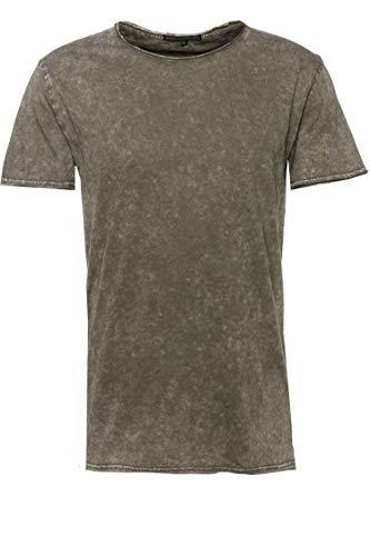 drykorn t shirt herren Drykorn T-Shirt Kendrick für Herren Grün XL