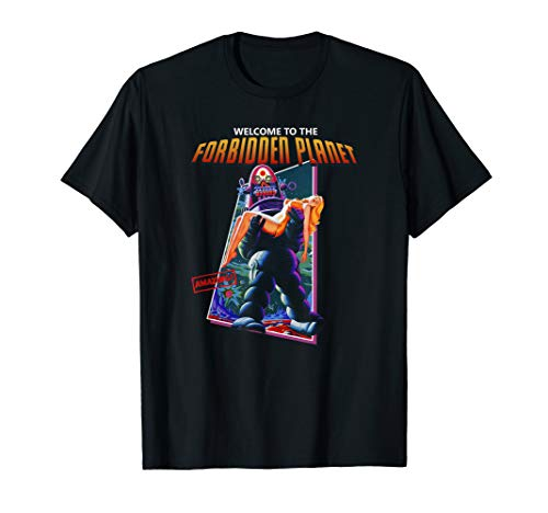 Vintage Science Fiction  T-Shirt -